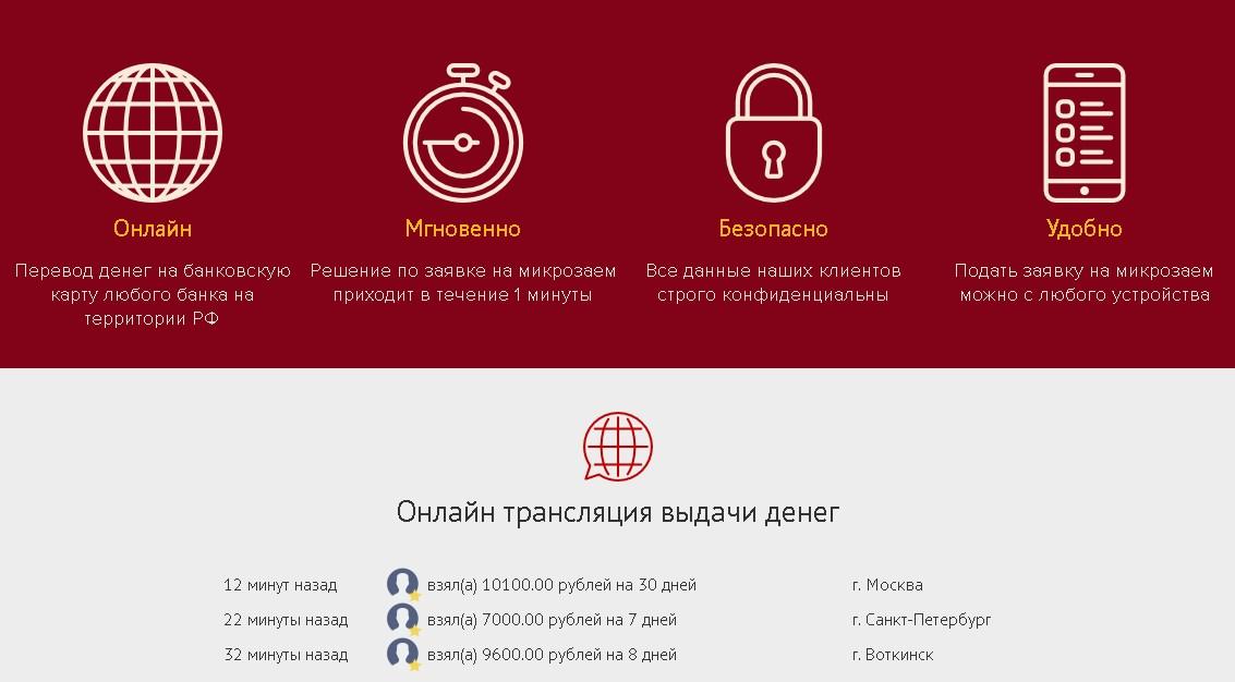где взять 1000 рублей срочно на карту без займа